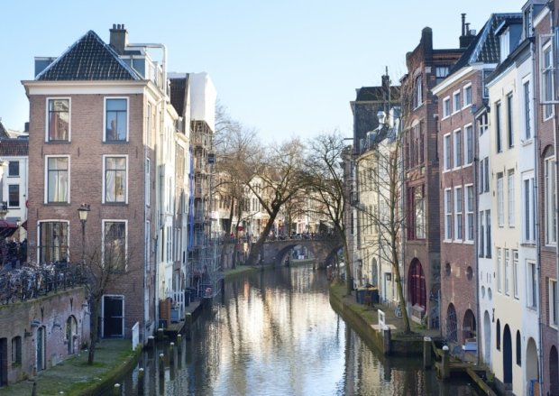 Scotsman tuminds social media Dutch plans Utrecht