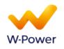 W-Power logo